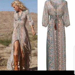 SALE~Boho Maxi Spell Copy